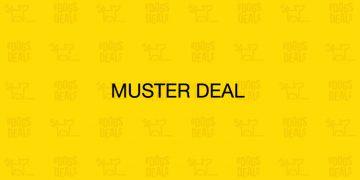 #DOGSDEALS Muster Deal